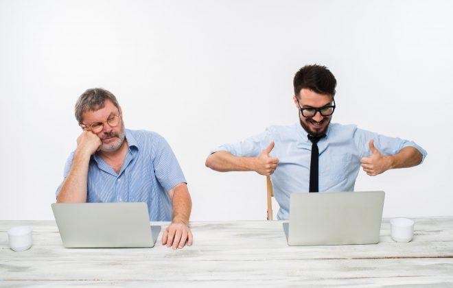 Competição no Ambiente de Trabalho