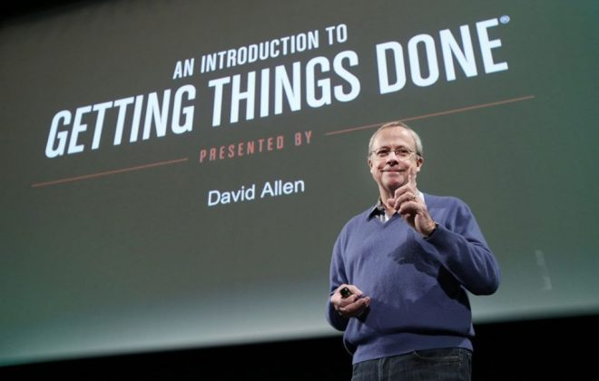Entrevista com David Allen - Parte 1