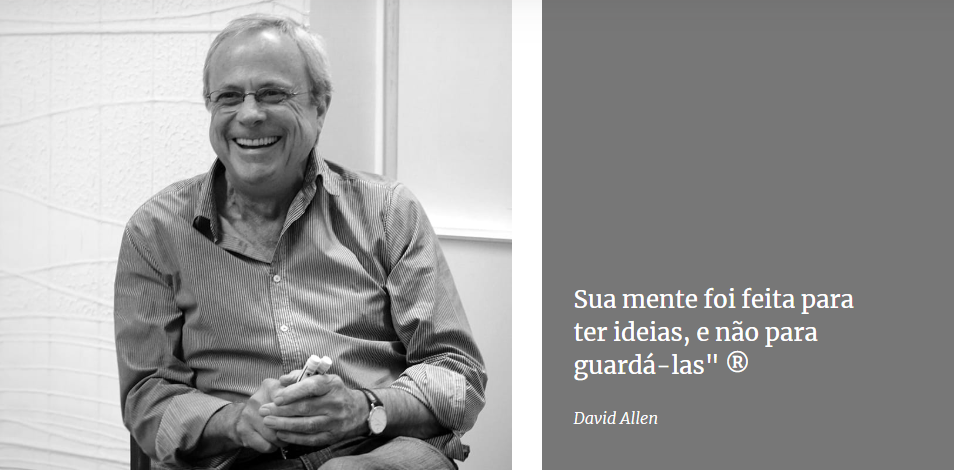 Entrevista com David Allen